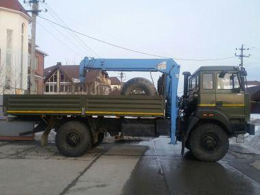 Перевозка моторного масла и расходных материалов на ДНС Чатылькинского месторождения